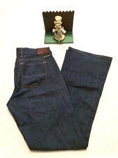 "Lucky Brand  6/28 Sophia Boot Cut Jeans 31"" Inseam Distressed - Minimal Wear"