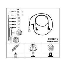 NGK ZÜNDLEITUNGS-SATZ RC-MB216