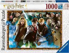 Ravensburger Der Zauberschüler Harry Potter 1000-Teilig Puzzle