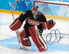 Autographed Charline Labonte Team Canada 2010 Olympics Womens Hockey 8x10 Ph #3