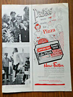 1960 Food Speciaties Ad  Appian Way Parties were Made for Pizza