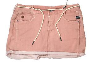 G-Star Cruz Tea Rose Mini Skirt Comfort Harvey Twill Tea Rose Size 29