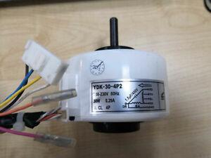 1pcs For Chigo air conditioning YDK-30-4P2 208-230V 30W 0.29A sealing motor