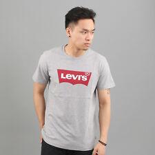 Levi's ® Graphic Setin Neck HM grau melange L, Grau, 17783-0138