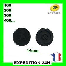 1 x Bouton Peugeot caoutchouc 106,206,306,405,406 GZ®