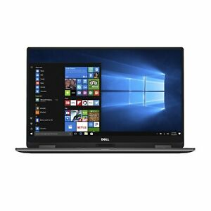 """Dell XPS 13 9365 2in1 13"""" Touch Notebook i7-7Y75 1,3GHz 16GB 256GB SSD Win10Pro"""