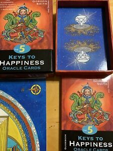 Gordon Smith and Dronma The 5 Keys to Happiness Oracle Cards P3