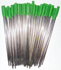 10 - GREEN - Ballpoint Pen Refills for Vera Bradley Pens