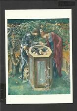 Art Postcard Perseus and his Bride  by Sir Edward Burne Jones