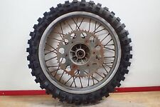 1984 Honda CR125 125 CR250 CR500 CR 250 500 rear wheel rim hub rotor *