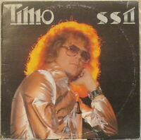 TIMO LAINE & SYMPHONIC SLAM SSII LP 1970s Canadian Prog Rock, on Lady Records