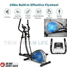Stair Stepper Elliptical Machine Trainer Bike Cardio Exercise Fitness Home Gym
