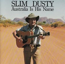 Slim Dusty OZ Only OOP 3CD Australia is his name NM Aussie Country EMI