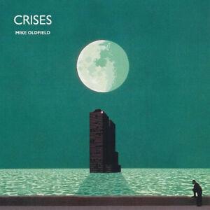 """MIKE OLDFIELD ; """"Crises"""", Remastered CD with 7 bonus tracks."""