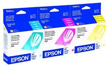 Epson 42 Ink Cartridge 3-Pack GENUINE NEW for stylus C82 CX5200 CX5400