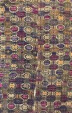 Vintage Tay Silk Quilt from Vietnam
