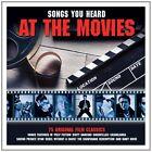 Songs You Heard At The Movies 3-CD NEW SEALED Elvis/Bobby Darin/Judy Garland+