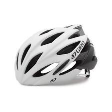 Giro Savant Road Cycling Helmet (Matte White/Black / (M) Medium Size)