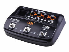 Nux MG200  Effect Pedal Multi-Effects