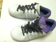 K-SWISS - SNEAKERS - TONGUE TWISTER - SZ 10 -  NWOB - B-SHO-12