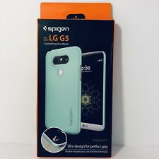 Spigen LG G5 phone Case - NEW - Mint color - Thin Fit
