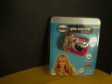 Disney Pix Micro Hannah Montana Digital Camera