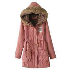 Mejor Chaqueta de Invierno Para Mujer Abrigo Caliente Para Vestir de Moda Casual