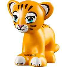 LEGO Bright Light Orange Tiger (15633) Animal NEW