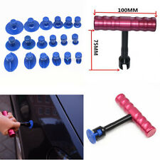 Car Body Panel Portable T-Bar Puller Lifter Paintless Dent Repair Removal Tool