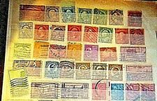 NICE LOT OF  GREAT OLD USA  STAMPS LOT 1000