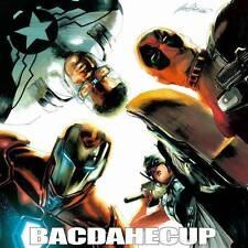 Civil War II #1 Team Iron Man Hip Hop Variant Marvel Comic Book NM