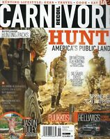 RECOIL Carnivore   Issue 5 2021  Buyers Guide for Hunting Packs