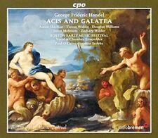 Handel:Acis and Galatea, New Music