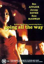 Ben Affleck Rose McGowan Lesley Ann Warren Going All The Way DVD