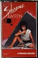 Cassette Sheena Easton A Private Heaven SEALED Strut Sugar Walls Swear Dance Pop