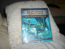 Dungeons & Dragons Assault on Nightwyrm Fortress NEW SEALED