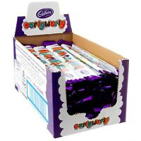 Cadbury Curly Wurly 48 Bars 26g Chocolate Caramel Candy Buffet Party Favors