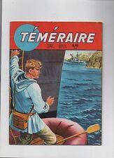 Téméraire n°43 - récit complet Artima 1962 - Très bel état