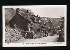 Devon LEE Old Maids' Cottage c1900/10s? RP PPC Twiss Bros #275