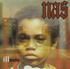 NAS - ILLMATIC (explicit)  (LP Vinyl) sealed