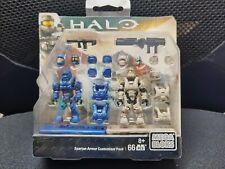Mega Bloks Construx Halo DLB92 Spartan Armor Customizer Pack