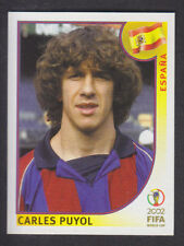 Panini - Korea Japan 2002 World Cup - # 100 Carles Puyol - Espana