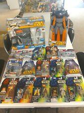 Star Wars Lote De Trabajo De Juguete/Paquete-Figuras de acción y más, todo Nuevo Y Sellado