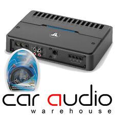 JL Audio RD500/1 Class D 500 Watts Mono Monoblock Car Amplifier & Free Amp Kit