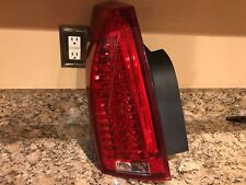 08 15 Cadillac CTS-V CTS V Passenger Side Tail Light Lamp GM 25902144 Taillight