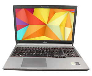 Fujitsu Lifebook E754 Core i5-4200M 2,5GHz 8GB 256GB SSD 15,6`1920x1080 Webcam B