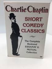 Charlie Chaplin Short Comedy Classics: The Complete Essanay & Mutual Collection