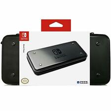 Nintendo Switch Alumi Metal Case Black Officially Licensed - NEW Hori