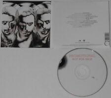 Swedish House Mafia  Until Now   US promo label cd