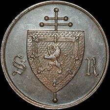 WERTMARKE: 100 Cent. KATHEDRALE SINT ROMBOUT - ST. RUMOLD - MECHELEN / BELGIEN.